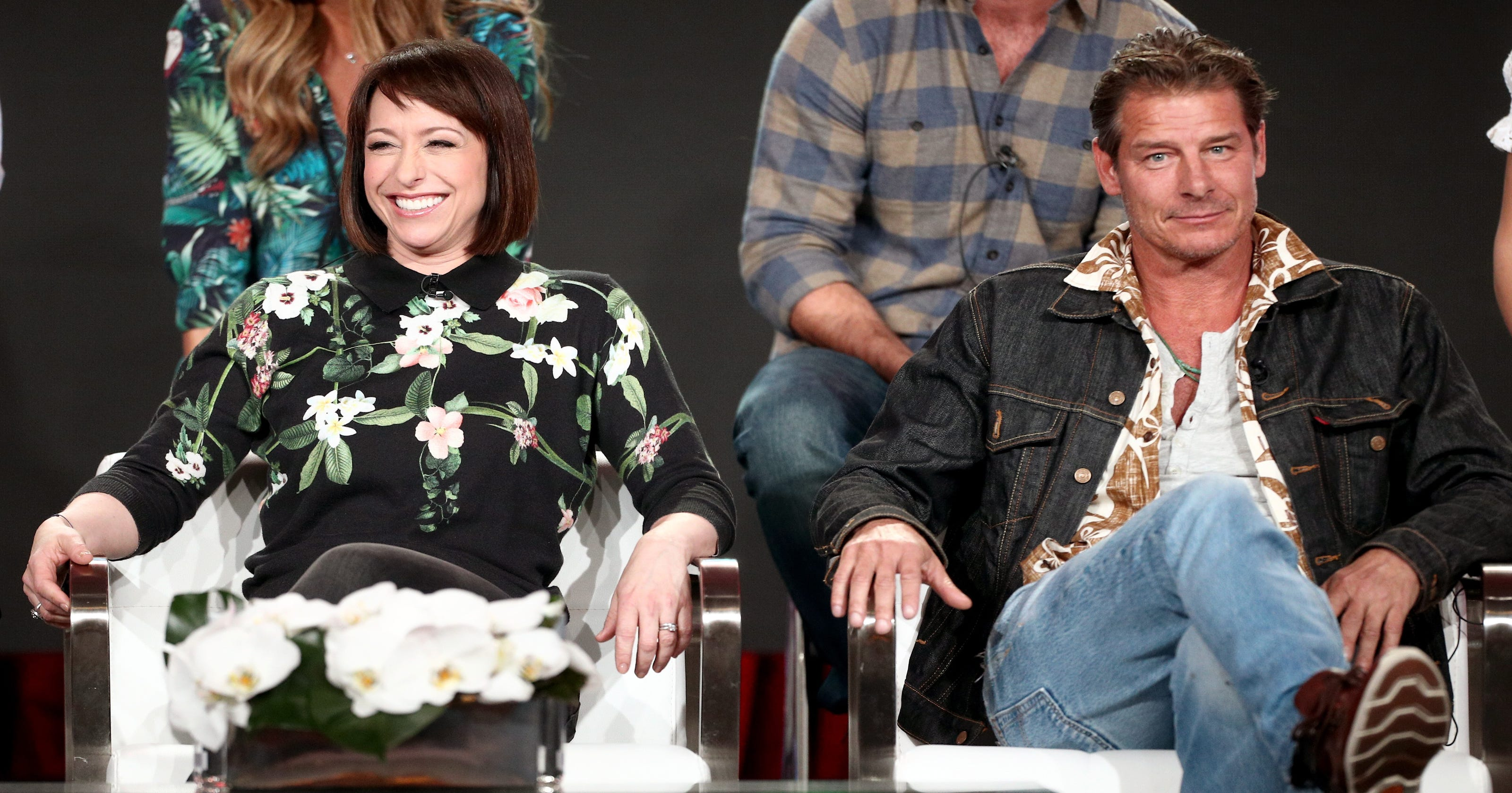 d363be3055c Ty Pennington and Paige Davis explain why it s time for more  Trading  Spaces