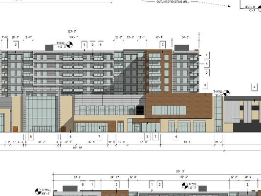 45m Asheville Mall Plan Includes Theater Restaurants
