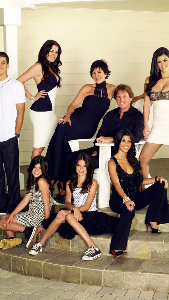 10 forgotten facts about the Kardashians 901316e94