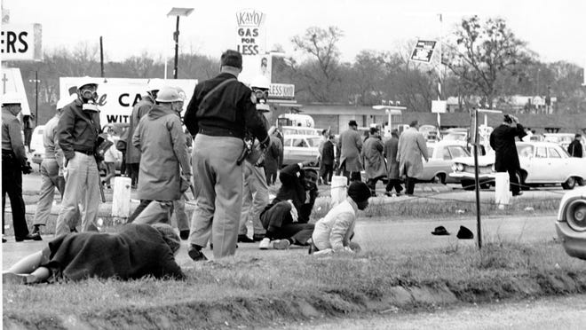 Within months of the violence in Selma, the Voting Rights Act passed Congress and became law.