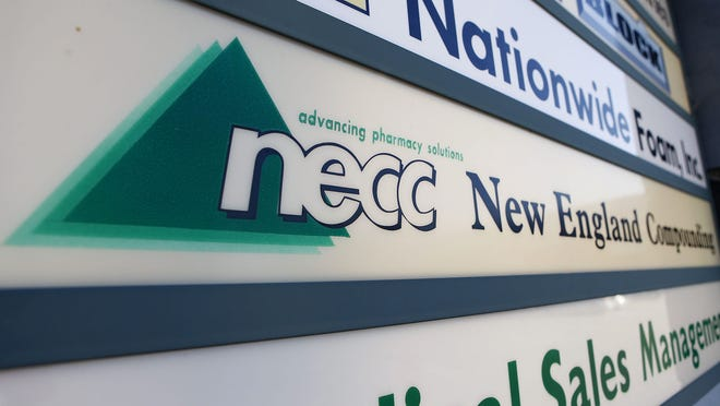 The now-defunct New England Compounding Center was blamed for the 2012 fungal meningitis outbreak.