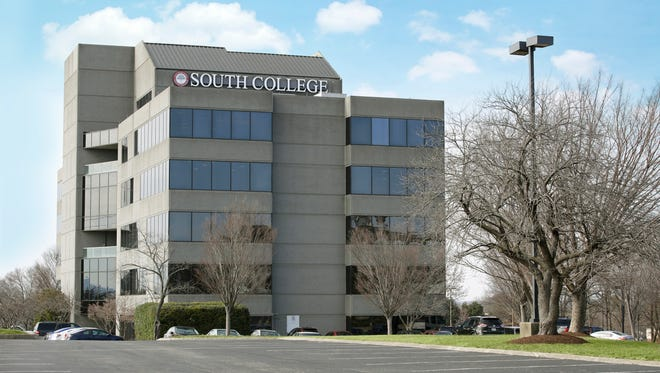 Knoxville-based South College announced Monday that it will be opening a new location in Nashville, pictured here.