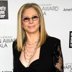 Barbra Streisand mourns the death of her 'beloved' dog Samantha