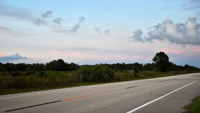 Westbrook, a 400-home development of single family homes, is up for county commission approval this month. The community would be built on a 105 acre site at Alico Road and Three Oaks Parkway.