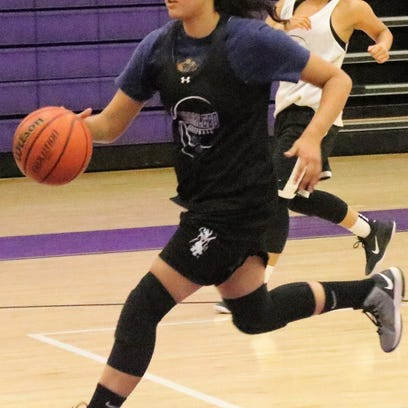 GIRLS HOOPS: Mescalero is young but experienced this season