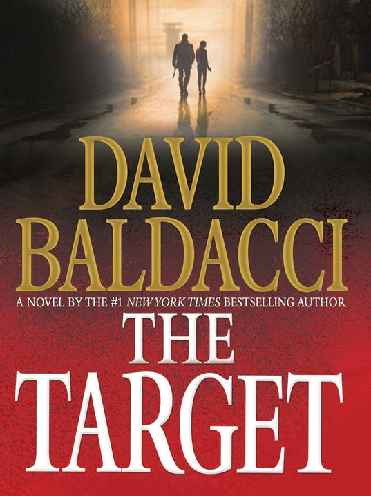 Book Covering Contact Target : Cover reveal and excerpt david baldacci s the target