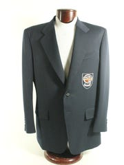 Roger Brown's Hall of Fame enshrinement jacket.