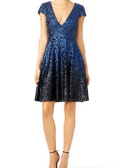 Badgley Mischka for a rental price of $80.