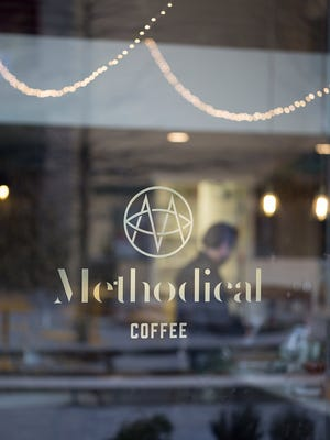 Methodical Coffee in Greenville, SC.