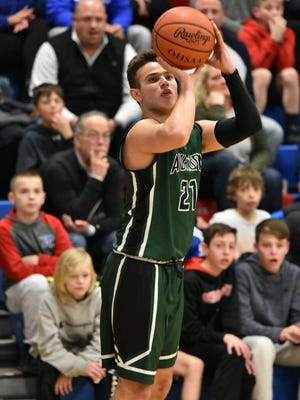 Gabe Elsawy and the Greenmen are headed to Division I.