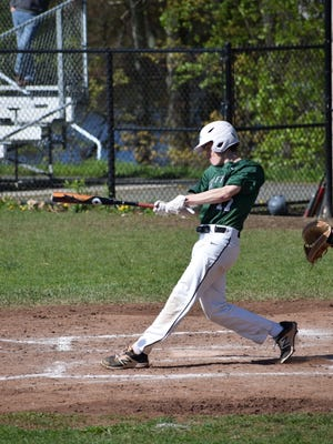 Grafton High 2020 graduate Ben Waitkevich hit at the top of the order with a .302 batting average and speed as part of his arsenal
