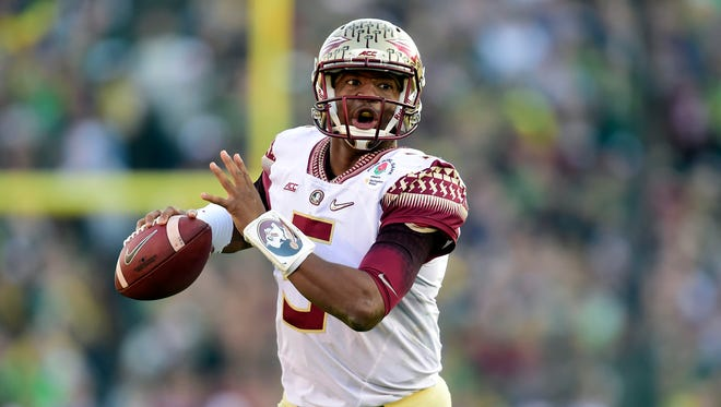 Jameis Winston is a game-changer. Is there any way he doesn't go No. 1?