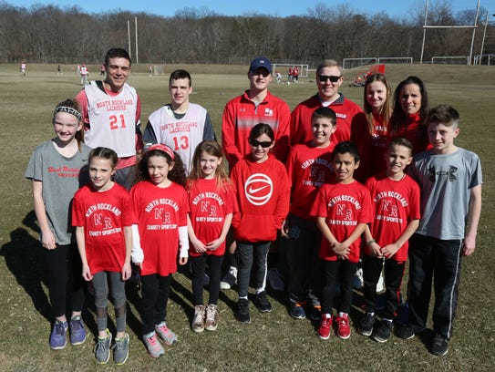 Elementary and High School students meet at North Rockland