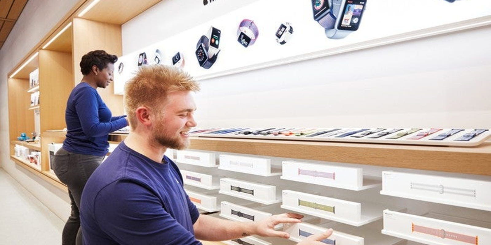 Report: Apple to start shipping iPhones iPads and other devices from retail stores to speed local delivery – USA TODAY
