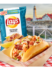 Lay's Lobster Roll flavor. Picture courtesy of Frito