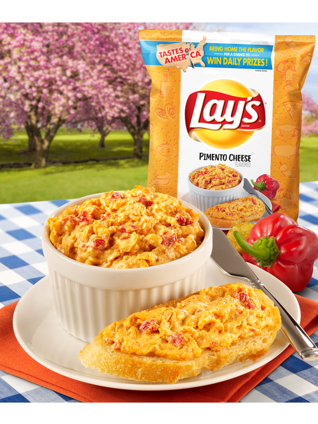 Taste test: New Lay's regional flavors do offer a taste of America