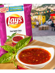 Lay's Thai Sweet Chili flavor. Picture courtesy of