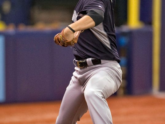 Yankees Raysqw Baseball