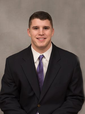 Logan Rudolph enrolled at Clemson in January.