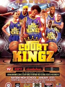 The Court Kingz were founded by a Bayside High graduate, but are now getting national attention.