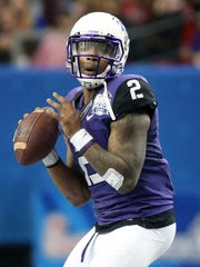TCU's Trevone Boykin never stopped working on his quarterback