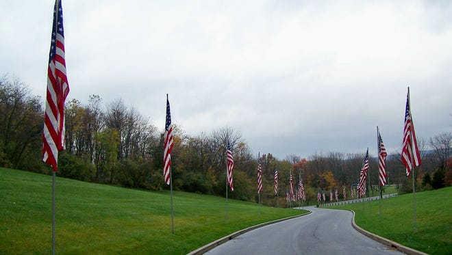 The 34th annual Memorial Day will be held Sunday, May 29 at the Indiantown Gap National Cemetery.