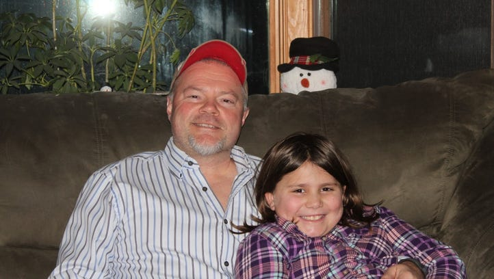 Book offers life lessons to a young girl from a drinking father who feared he would die