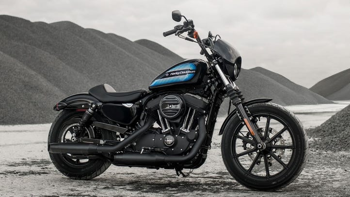 Harley-Davidson launches two new 2018 Sportsters