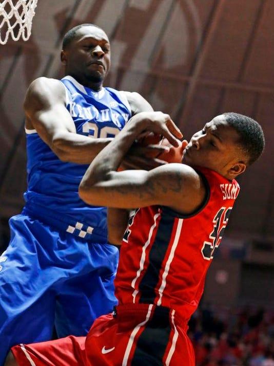 Kentucky Mississippi Basketball (2)