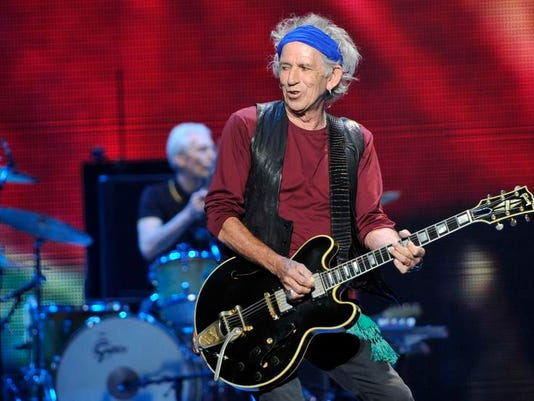 Books-Keith Richards
