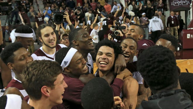 The Clarion-Ledger's Mississippi State beat reporter Michael Bonner discusses the basketball program's success on Periscope at 6 p.m.