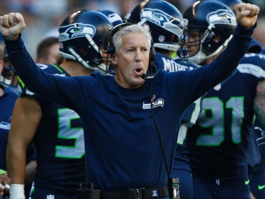 the story of pete carroll written Named head coach on january 11, 2010, pete carroll became the eighth head  coach in seahawks history after one of the most successful runs in usc history.