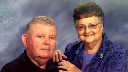 Shreves 60th Wedding Anniversary