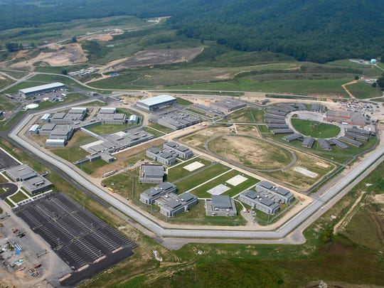 The Morgan County Correctional Complex will house more than 2,400 inmates and will lead to the decommissioning of the historic Brushy Mountain Correctional Complex. It is 500,000 square feet and sits on 65 acres. The new prison will house minimum, medium and maximum-security inmates
