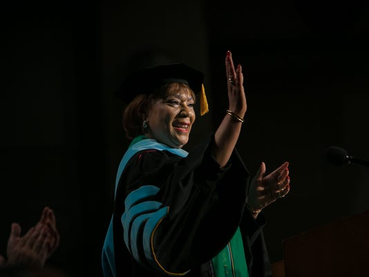 News: Wilmington University President