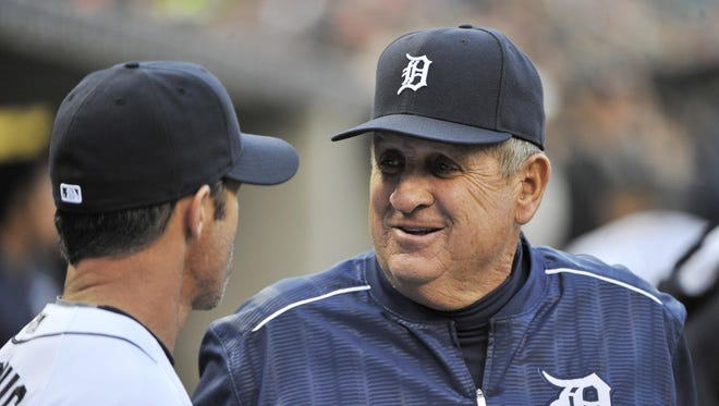 """""""... I think Brad respects the fact that I don't say what I think he wants to hear,"""" says Tigers bench coach Gene Lamont about his relationship with manager Brad Ausmus"""