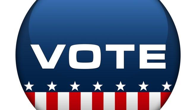 Vote Election Icon