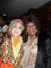 """All the stars came out for opening night of """"Motown"""