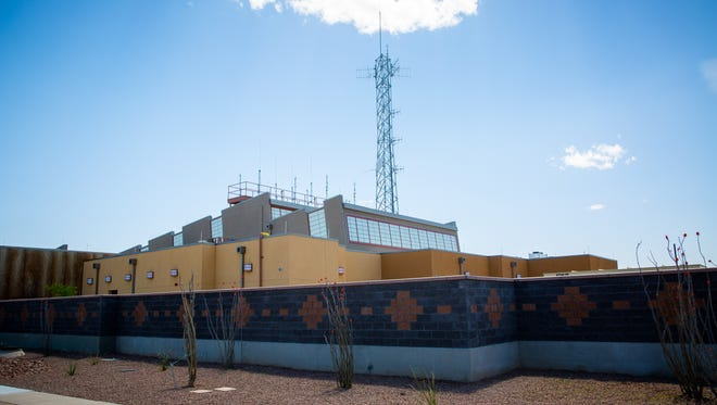 The new Mesilla Valley Regional Dispatch Authority, April 30, 2016.
