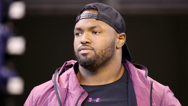 Maurice Hurst's off-the-field health issue could affect where he's taken in the NFL Draft.