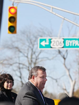 More than four years after Gov. Chris Christie spoke at a ceremony marking the the opening of a portion of the Peter J. Biondi Route 206 bypass in Hillsborough in October 2013, the state will begin construction this spring on the remainder of the bypass.