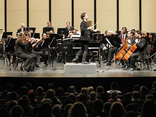 Win a pair of tickets to the Louisville Orchestra on 2/25. Enter 1/26-2/19