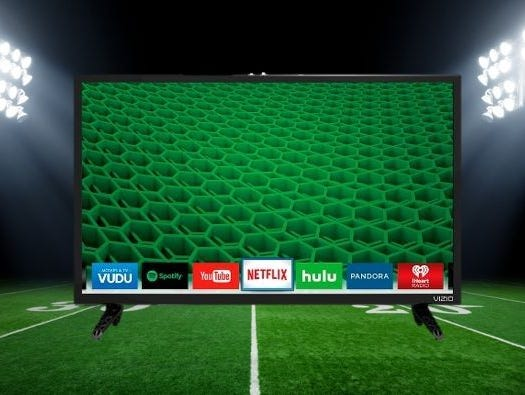 Insiders can enter to win a 55-inch flat screen TV, just in time for the Super Bowl. 12/27-1/22.