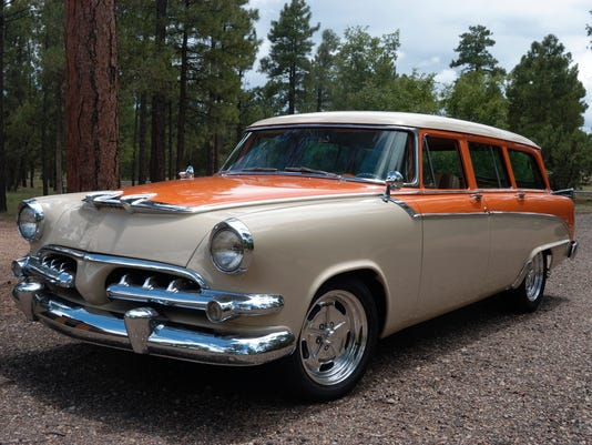 Get Your Kicks At Route Car Show In Flagstaff - Route 66 car show