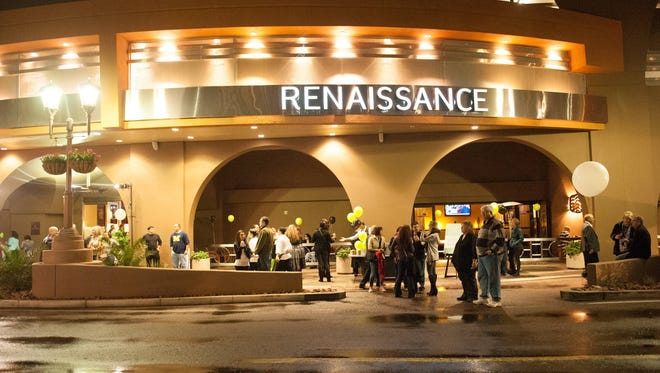 The space formerly occupied by  a Starbucks at the Renaissance Phoenix Downtown Hotel is up for grabs in a contest.