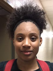 Destiny Rice, North Caddo, Jr., 26 ppg., 11 rpg.