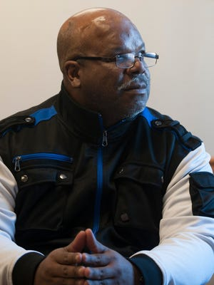 Anthony Phoenix, a Northgate II resident in Camden, is among those pushing New Jersey to write a new contract for its outsourced medical transportation broker. He fields complaints from fellow residents about LogistiCare's service. Often, patients tell him they are left at the doctor's office for hours.