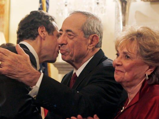 Andrew Cuomo, Mario Cuomo, Matilda Cuomo