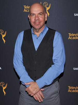 Jason Stuart arrives at the Dynamic & Diverse Nominee Reception presented by the Television Academy and SAG-AFTRA at the Academy's Saban Media Center on Aug. 25, 2016, in the NoHo Arts District in Los Angeles.