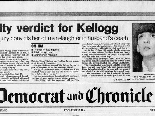 Laurie Kellogg conviction